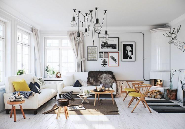 far-mobili-arredamenti-borgosesia-vercelli-stile-scandinavo-colori-giallo-bianco-semplice-minimal