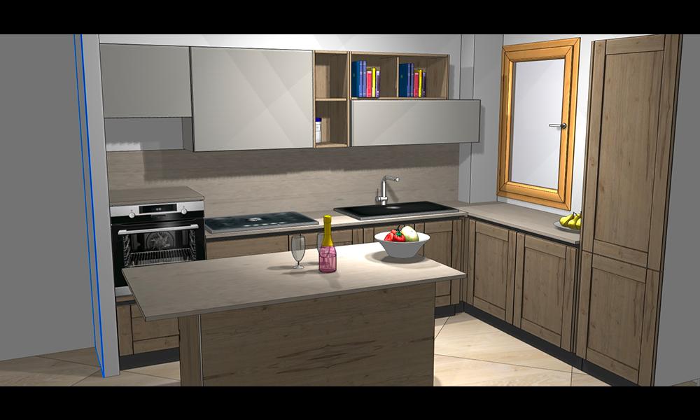Cucina Wood