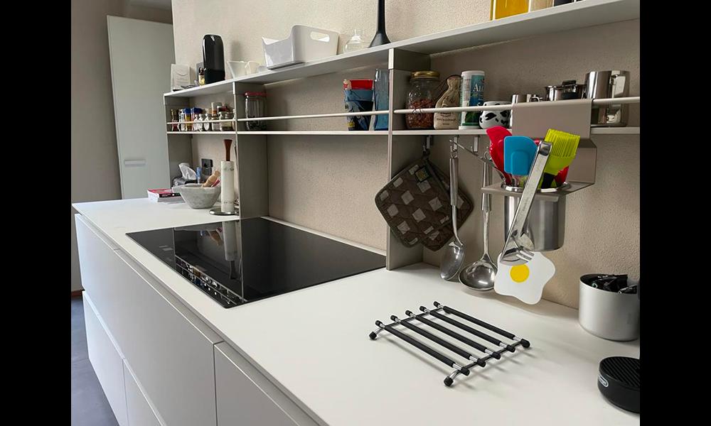 La cucina personalizzata