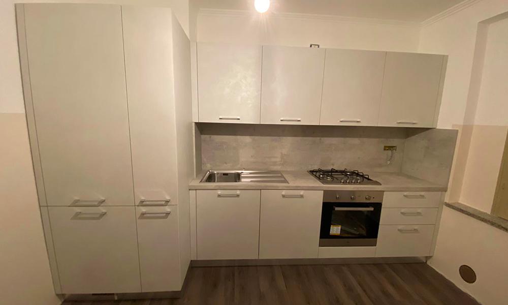 Cucina seconda casa