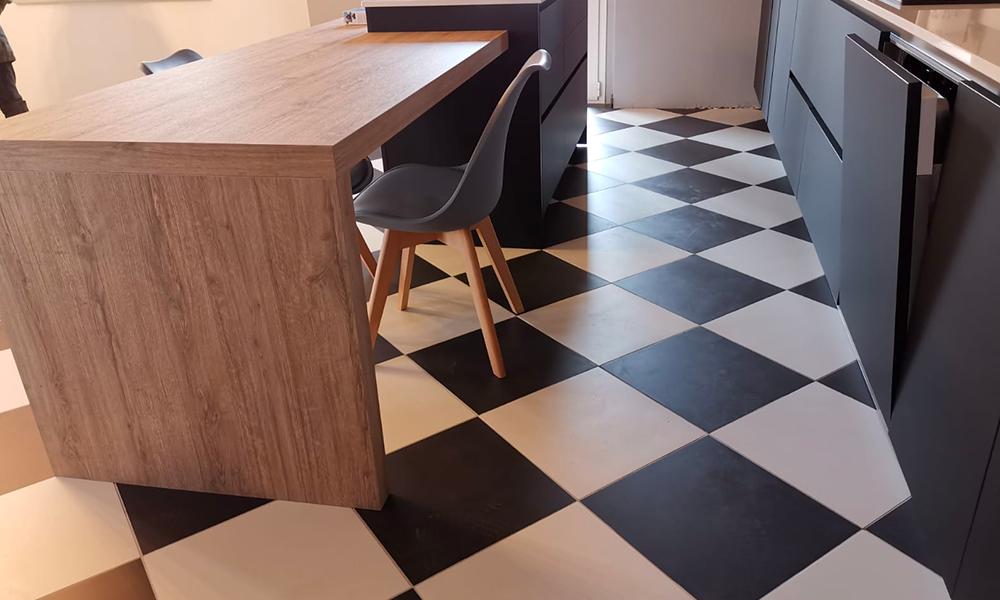 Cucina a scacchi