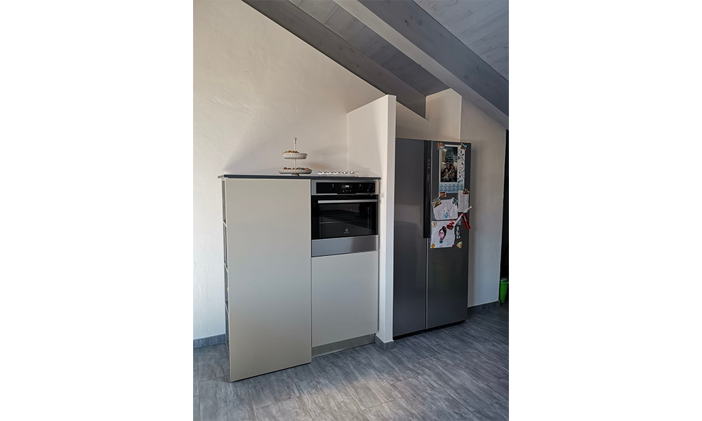 Cucina in Mansarda_10