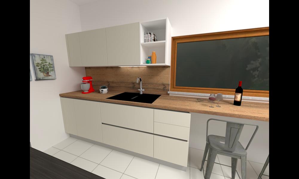 cucina con tavolo_6